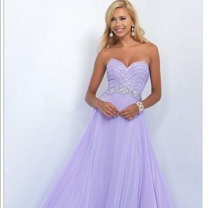 Blush Dresses - Blush 11070 Lilac size 14